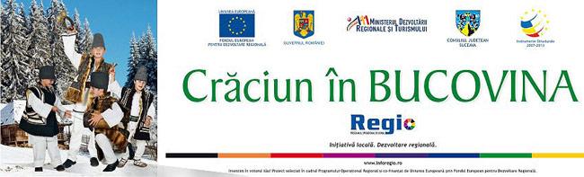 Program Crăciun în Bucovina 2012