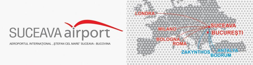 Aeroportul International Stefan cel Mare Suceava