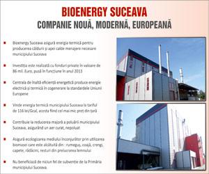 Bioenergy Suceava