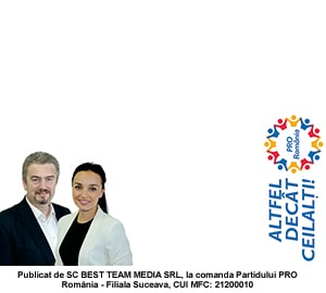 PRO România - Alexandra Harja Samsonescu