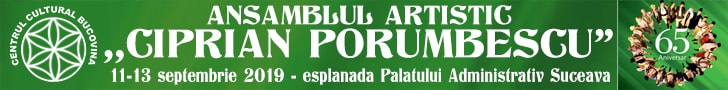 Ansamblul Ciprian Porumbescu - 65 ani aniversar