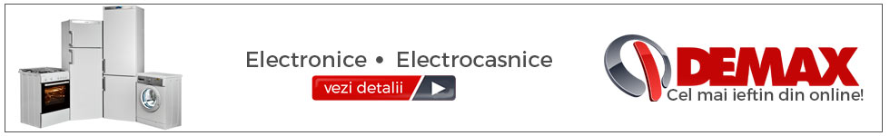DEMAX - Electronice Electrocasnice