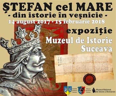 Stefan cel Mare - Expozitie