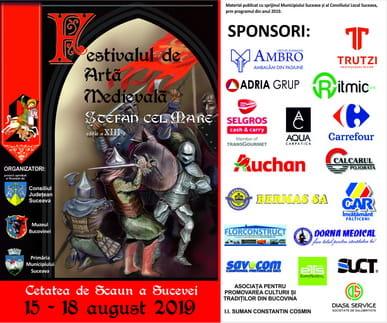 Festivalul de Arta Medievala 2019