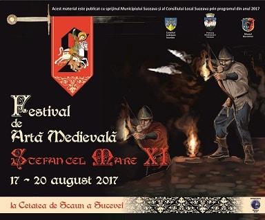Festivalul de Arta Medievala Stefan cel Mare XI