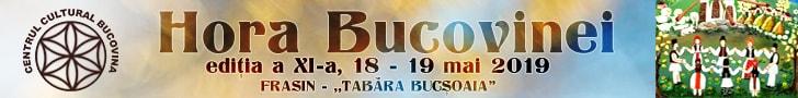 Hora Bucovinai 2019