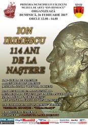 Ion Irimescu 114 de la naştere
