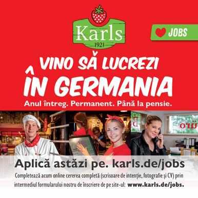 Karls Jobs 2018