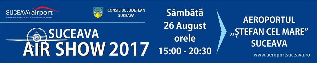 Suceava Air Show 2017
