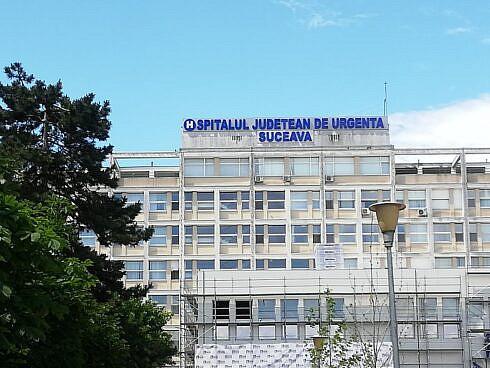 380 de persoane infectate cu Sars-Cov-2 sunt internate în spitalele din județ