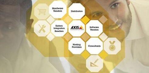 Axis Communications dezvoltă tehnologie  care susține și completează resursa umană din domeniul securității