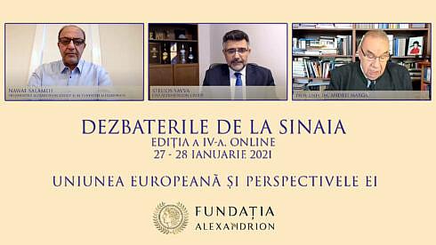 """Cea de-a IV-a ediţie a """"Dezbaterilor de la Sinaia"""" a reunit lideri de opinie din multiple domenii, care au discutat despre provocările şi viitorul Uniunii Europene"""