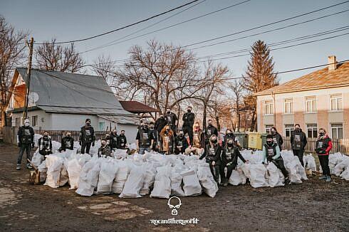 500 de familii defavorizate din județul Iași, sprijinite de Rocanotherworld și Kaufland România