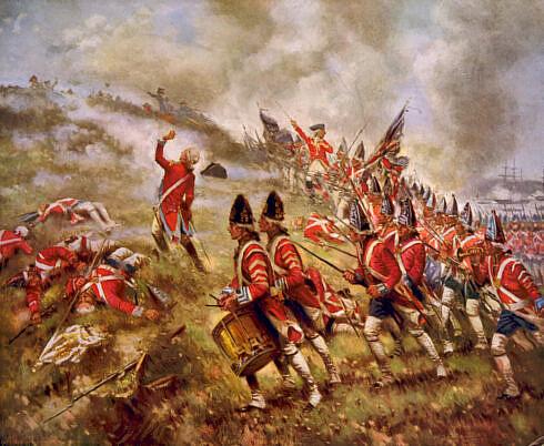 La Bunker Hill, americanii pierd o bătălie, dar capătă curaj (1775)