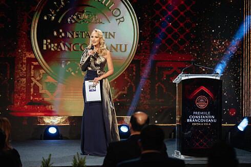 Laureaţii Galei Premiilor Constantin Brâncoveanu 2021, dezvăluiţi pe 23 octombrie ȋn cadrul unui show televizat