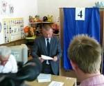 Viorel Cucu la vot
