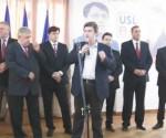 Mîrza şi-a lansat candidatura în comuna natală