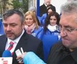 Bălan, start în campanie din faţa sediului ARD din Burdujeni