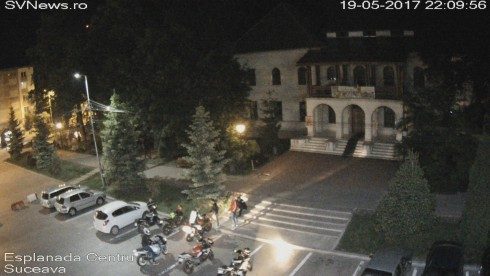 Webcam Suceava - Esplanada din centru