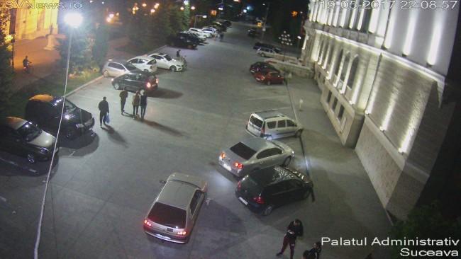 WebCam Palatul administrativ Suceava